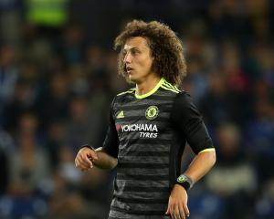 Chelsea defender David Luiz: Being top only matters on last day of season