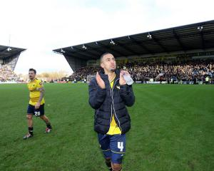 Michael Appleton savours Oxford's FA Cup upset of Swansea