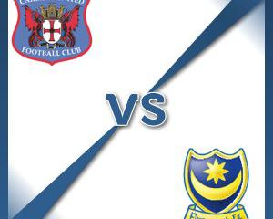Carlisle V Portsmouth at Brunton Park : Match Preview