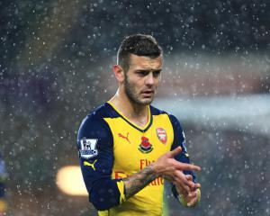 Wilshere makes surprise appearance on Man City wishlist