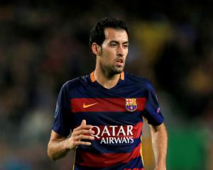 Sergio Busquets pens new five-year Barca deal