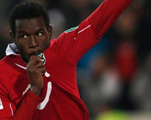 Hot-shot Diouf set to stay at Hanover