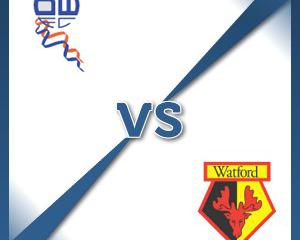 Bolton V Watford at Macron Stadium : Match Preview