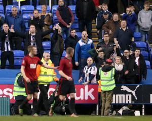 Chris Brunt 'ashamed and disgusted' after being hit with coin by West Brom fan