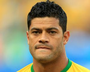 Hulk to take part in World Cup draw