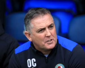 Blackburn part company with Owen Coyle 'by mutual agreement'