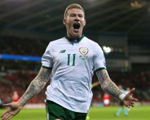 'Magnificent' James McClean helped Republic to play-off place, says O'Neill
