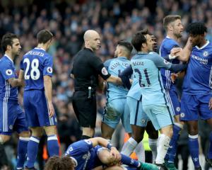 Man City 2-0 Watford: Match Report