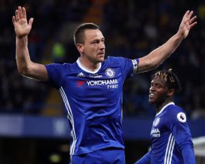 John Terry scores in 17th consecutive Premier League season