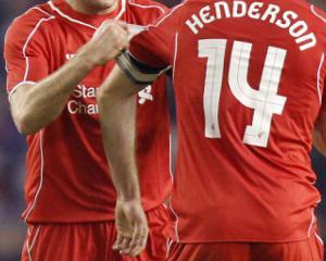 Henderson full of praise for Gerrard