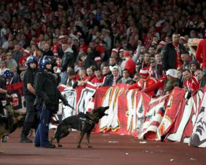 Arsenal to conduct full review into Cologne clash crowd trouble