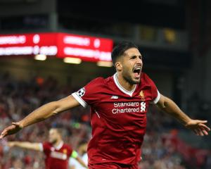 Liverpool ease into Champions League group stages after downing Hoffenheim