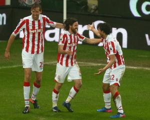 Joe Allen adds to Sam Allardyce's troubles as Stoke edge out Crystal Palace