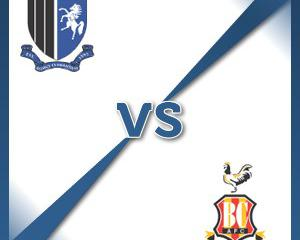 Gillingham V Bradford at MEMS Priestfield Stadium : Match Preview