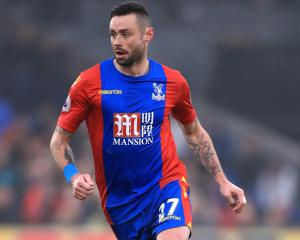 Crystal Palace defender Damien Delaney says it's time to stand up and be counted