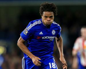 French striker Loic Remy joins Crystal Palace on loan from Chelsea