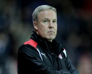 Kenny Jackett resigns as Rotherham manager after just five games in charge
