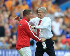 Lukas Podolski: Arsene Wenger is Arsenal
