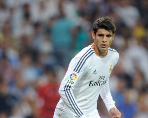 Alvaro Morata looks poised to swap Real Madrid for Chelsea