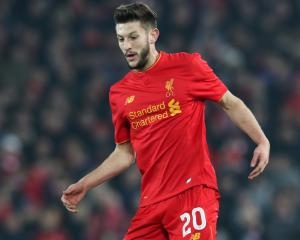 Wijnaldum: No blame on Lallana for missing gilt-edged chance at City