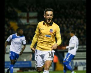 Zach Clough coming to the Clarets?