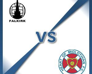 Falkirk V Hearts at Falkirk Stadium : Match Preview