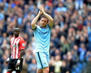 Frank Lampard to leave New York City FC when contract expires at end of year