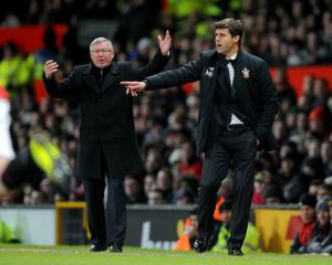 Tottenham boss Mauricio Pochettino: Meeting Sir Alex 'a dream come true'