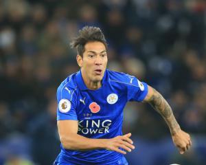 Leonardo Ulloa prepared to leave Leicester in pursuit of regular football