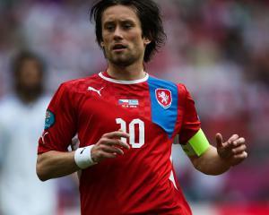 Czech Republic V Portugal : UEFA Euro 2012 Match Report