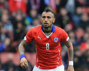Sampaoli stands by Vidal