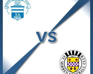 Morton V St Mirren at Cappielow Park : Match Preview