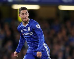 Eden Hazard 'so happy' at Chelsea as Belgian aims to defend Premier League title