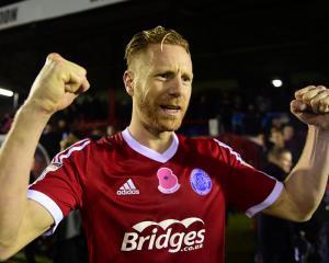 Aldershot stun former cup kings