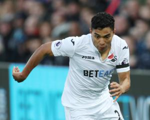 Swansea winger Jefferson Montero to spend season with LaLiga club Getafe