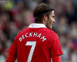 David Beckham - Premier League return unlikely