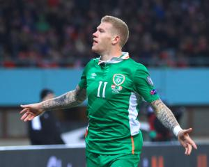 James McClean strike strengthens Republic of Ireland's World Cup bid