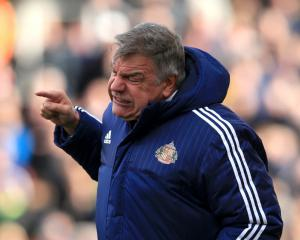 Sam Allardyce warns Sunderland not to 'lose the plot' like Tottenham