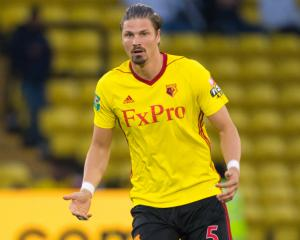 Defender Sebastian Prodl signs new Watford contract