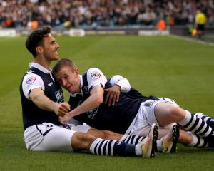Millwall heading to Wembley after play-off semi-final win over Bradford