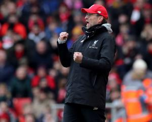 Jurgen Klopp sets Liverpool target of Champions League qualification