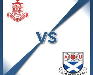 Airdrieonians V Ayr at Excelsior Stadium : Match Preview