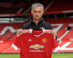 Jose Mourinho: Ryan Giggs leaving Manchester United is not my responsibility