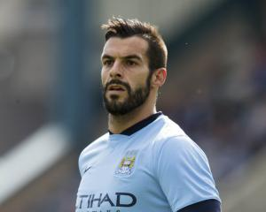 Middlesbrough closing in on deal for Valencia striker Alvaro Negredo