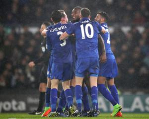Leicester captain Wes Morgan earns Foxes an FA Cup draw at Derby