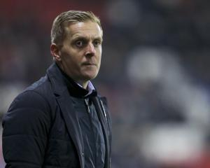 Garry Monk pleased with Leeds' second-half display in FA Cup win at Cambridge