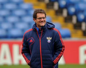 Rapid reaction cheers Capello
