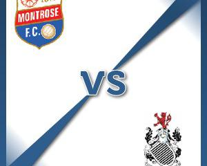 Queens Park away at Montrose - Follow LIVE text commentary