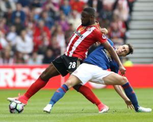 We need to keep fighting - Sunderland forward Victor Anichebe