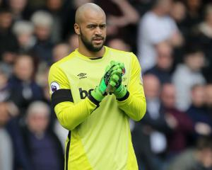 Darren Randolph set to join Middlesbrough from West Ham